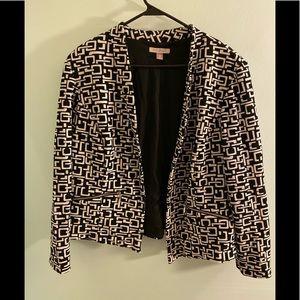 Roz & Ali open jacket/blazer